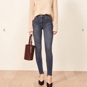 Reformation High & Skinny Havana Jeans 23